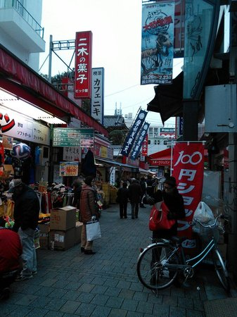 Ameyoko Shopping Street: Shopping, temples and a railway station. What else can one realistically ask for in one place?