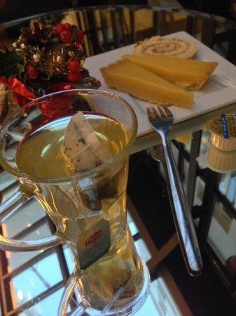 Hotel Joyce - Astotel: чайный стол во второй половине дня