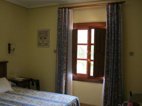 Casona de la Reyna : Window in Room