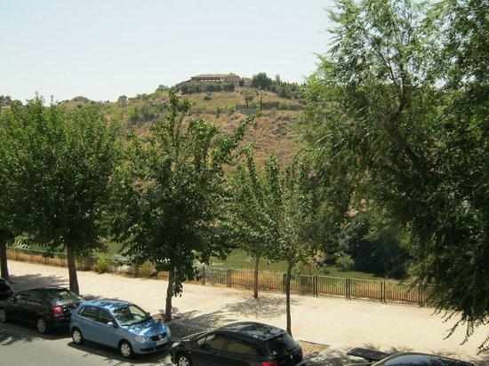 Casona de la Reyna : View from the room