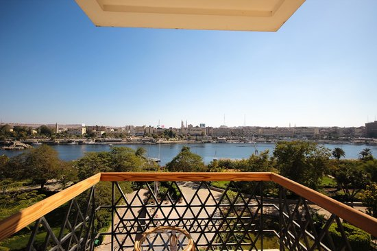 Movenpick Resort Aswan: View from Superior Room 302