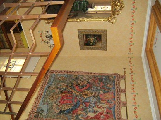 Casona de la Reyna : Staircase