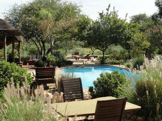 Immanuel Wilderness Lodge : zum Relaxen