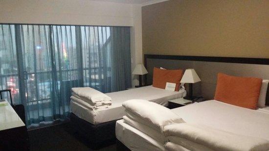 Vibe Hotel Gold Coast : Great room on 20th floor