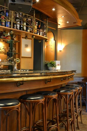 Fletcher Hotel-Restaurant Carlton: Bar