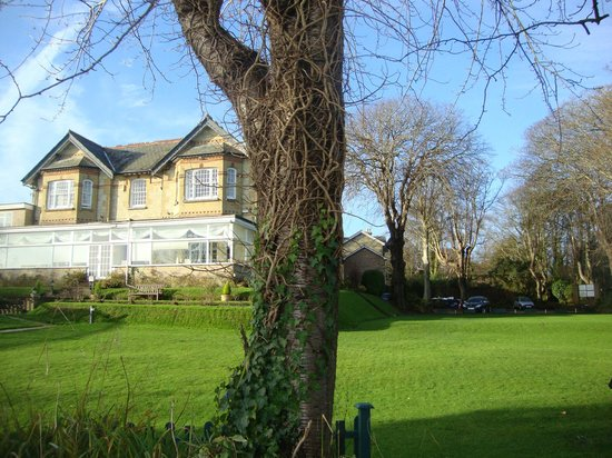 Luccombe Manor Country House Hotel : The Luccombe Manor Country House