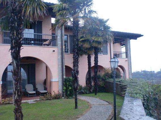 Castello Belvedere Apartments: nuova residenza