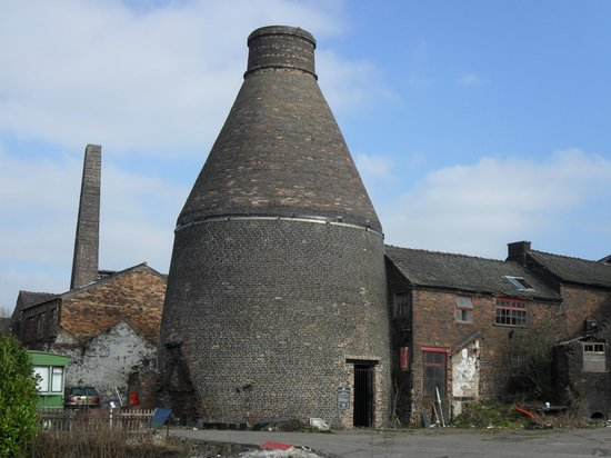 Westport Lake : Traditional Pottery kiln nearby.