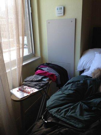 Sheraton Tribeca New York Hotel : Cododino con asse da stiro
