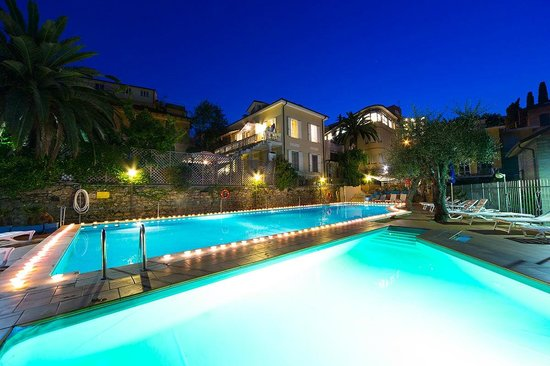 Hotel Villa Igea: Swimming pools