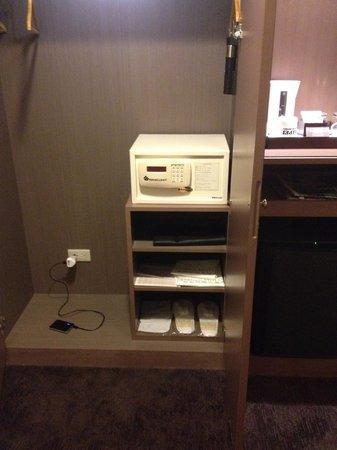 Taipei Garden Hotel: room3