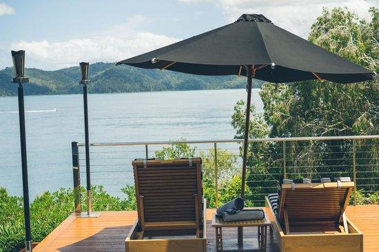 Qualia Resort: Long Pavillion