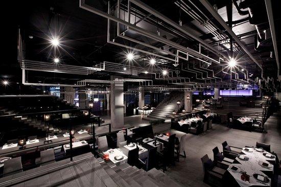 ZENSE Gourmet Deck & Lounge Panorama