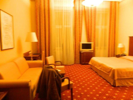Bellevue Hotel: Camera