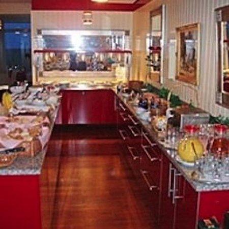 Hotel Dania: Frühstücksbuffet
