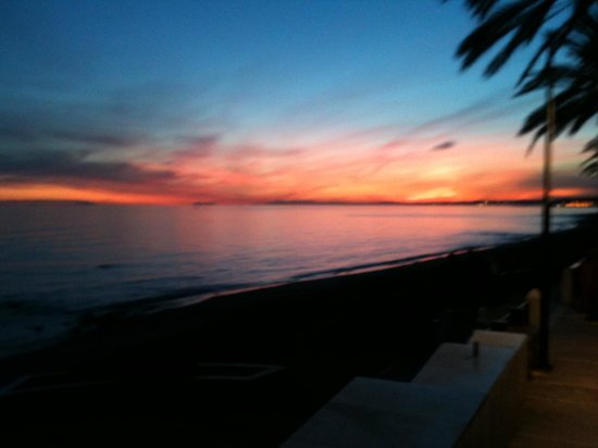 Aparthotel Puerto Azul Marbella: MAr de Inverno