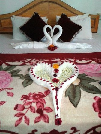 Green Garden Cottage: Honeymoon Cottage