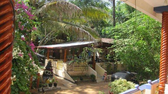 Dinu's Resort : esterno albergo