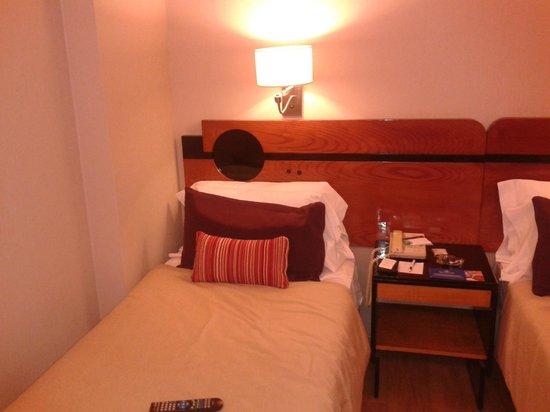 Regente Palace Hotel: esta desde el lcd