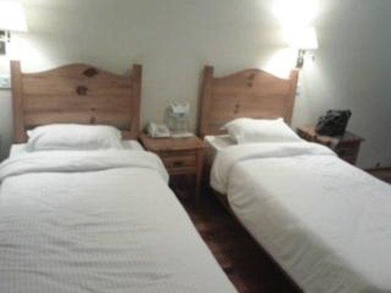 Hotel Holy Himalaya : フローリング