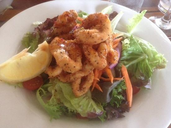 Hog's Breath Cafe: calamari