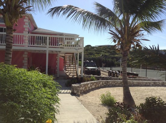Aquamarine Beach Houses: Aquamarine TCI