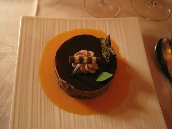 Auberge de la Treille : dessert
