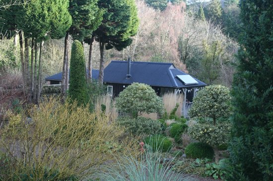 Lower House: Plas Bach self-catering lodge