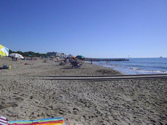 Lido di Venezia: beach