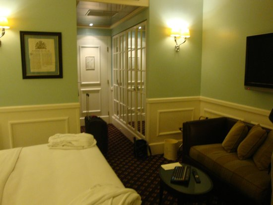 Grand Hotel Sitea : my room