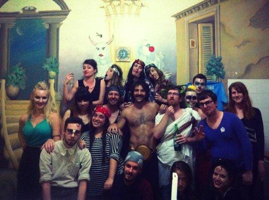 Halloween Napoli.A Neapolitan Halloween Picture Of 6 Small Rooms Naples Tripadvisor