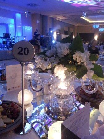 Voyage Belek Golf & Spa: Table Decoration