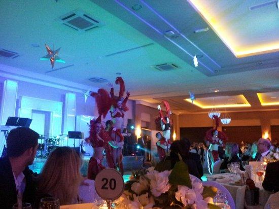 Voyage Belek Golf & Spa: New Year's Eve