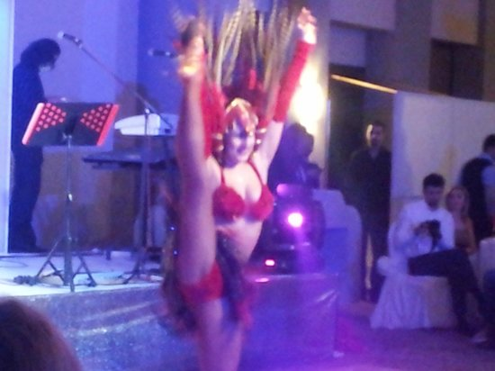 Voyage Belek Golf & Spa: New Year's Eve show