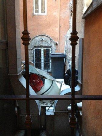 Hotel Pantheon : Vistas desde la 105