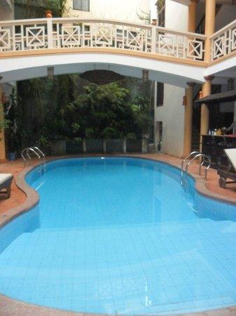 Thanh Van Hotel: pool