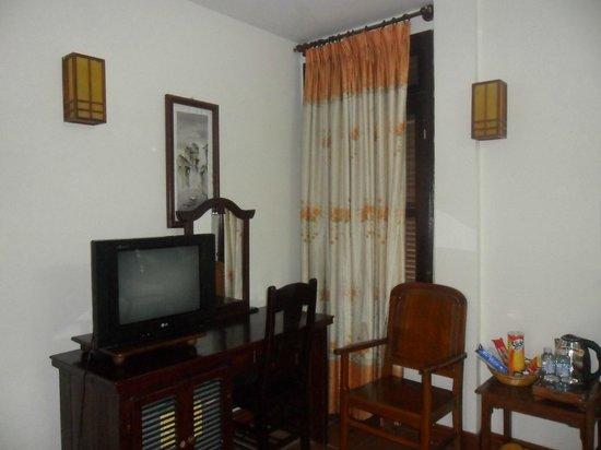 Thanh Van Hotel: room
