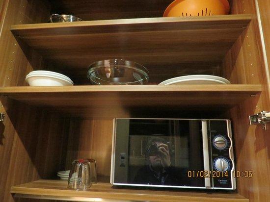 Derag Livinghotel Dusseldorf: Cocina