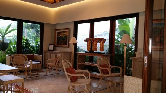 Sudamala Suites & Villas : Library