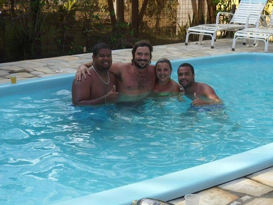 Pousada Costa Do Cacau: Fim do sonho!