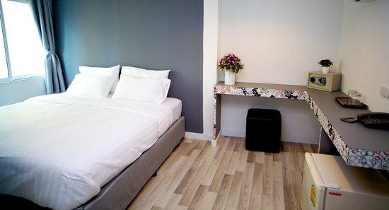 Nantra Ploenchit Hotel : Deluxe room