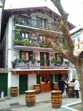 Restaurante Gran Sol: Fachada del local