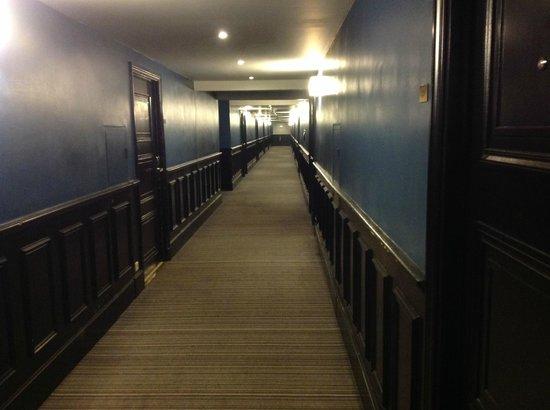 NH Brugge : corridoio