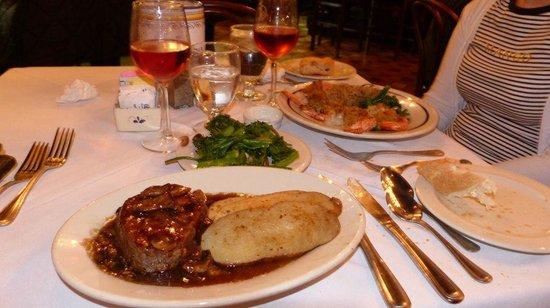 The Columbia Restaurant : Dinner