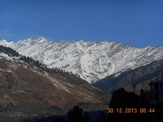 Manuallaya -The Resort Spa in the Himalayas: View from the room