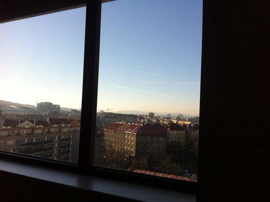 Clarion Congress Hotel Prague: Nice view!