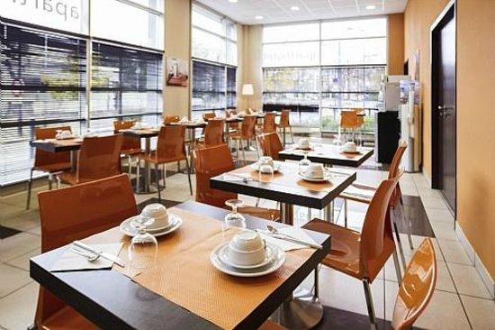 Appartea Hotel et Residence : Petit déjeuner buffet
