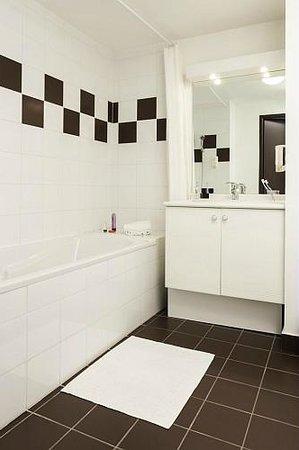 Appartea Hotel et Residence: Salle de bains