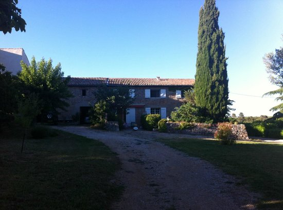 Domaine de Conillieres : Front view