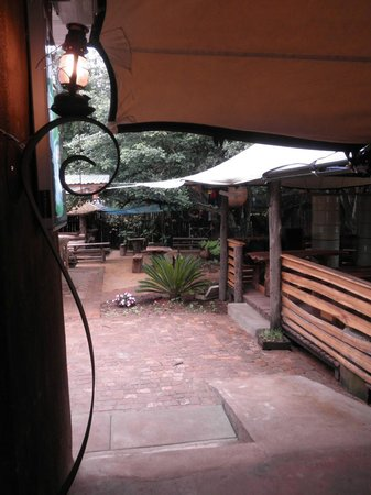 Affipad Boskombuis: Inside the venue